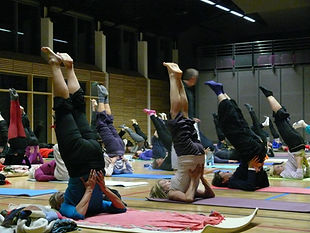 Jean-Marc Lassiat, professeur de Yoga en Alsace