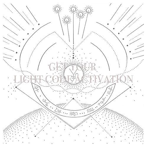Digital File - Light Code Activation - HIGHEST LIGHT FREQUENCY