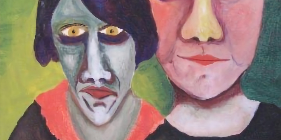 Blurred Lines: Gender Identity and Characterization in the Paintings of Aleister Crowley