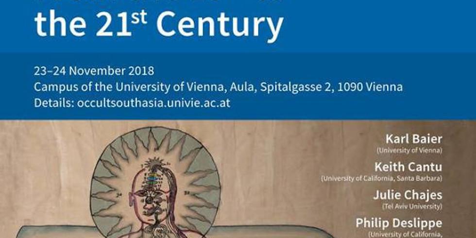 Occult Asia Workshop der Uni Wien