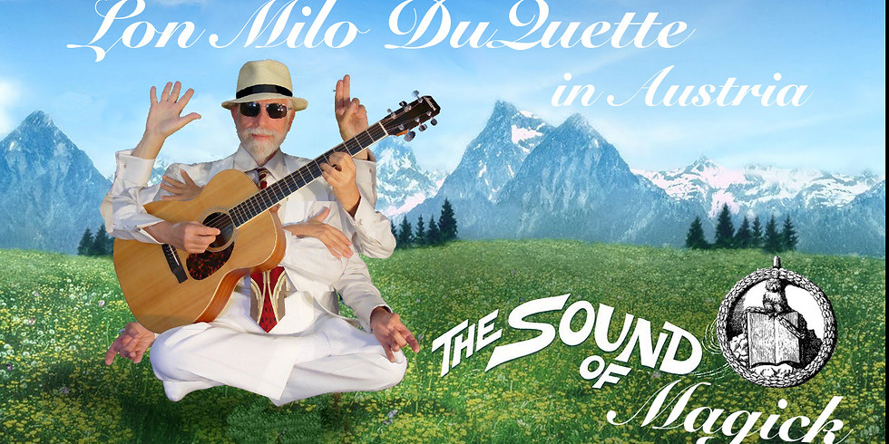Lon Milo DuQuette - The Sound of Magic Tour in Austria