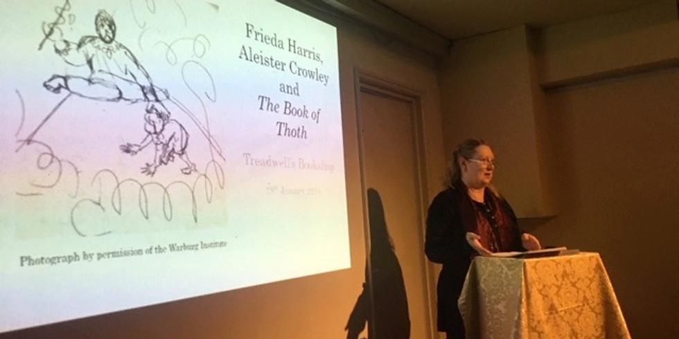 Dr. Deja Whitehouse: Frieda Harris's Perception of Divinity