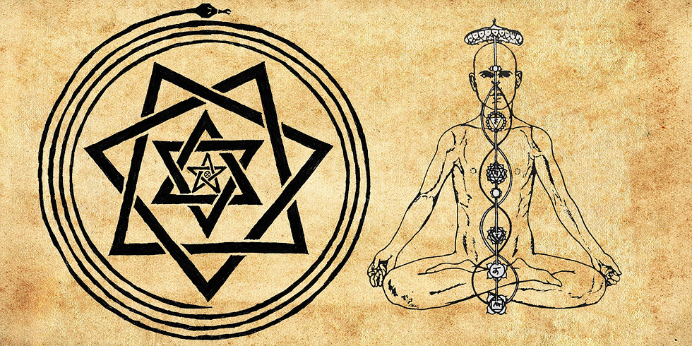 Frater S.P. : The Chakras in Thelemic and Tantric tradition