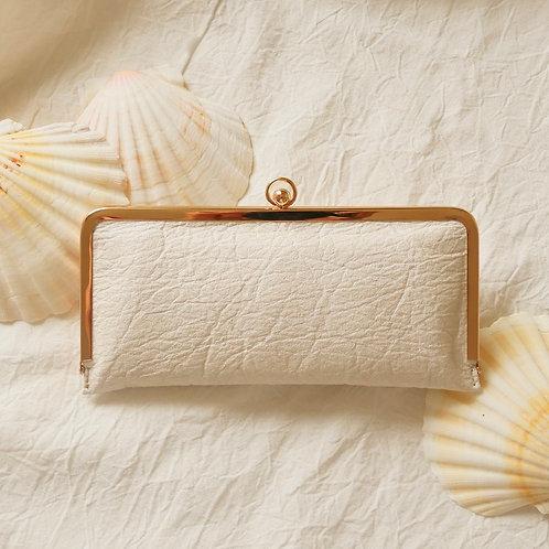 Flat wallet /パール