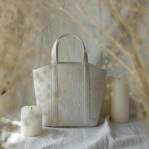 Mini tote bag  / Pearl