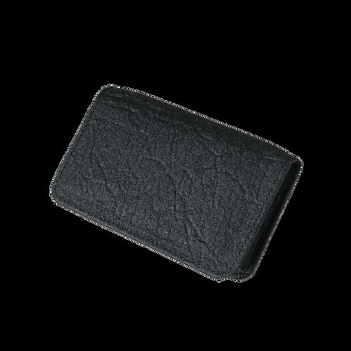Business card case black