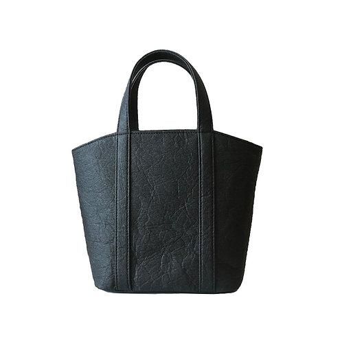 Mini tote bag  / Black
