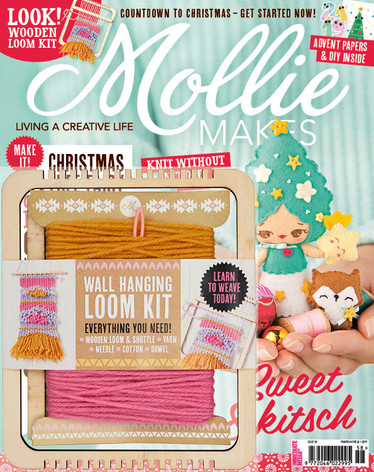Mollie Makes issue 58