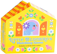Little Bluebird's Matching Game by Alice Apple