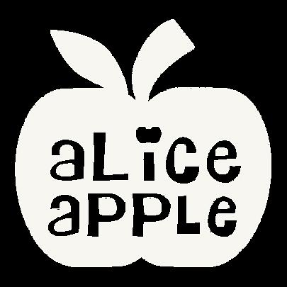 alice apple logo
