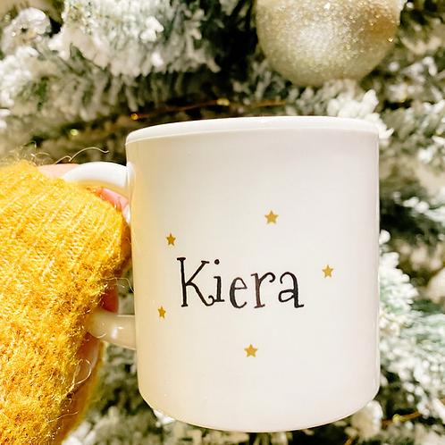 Personalised children's mug