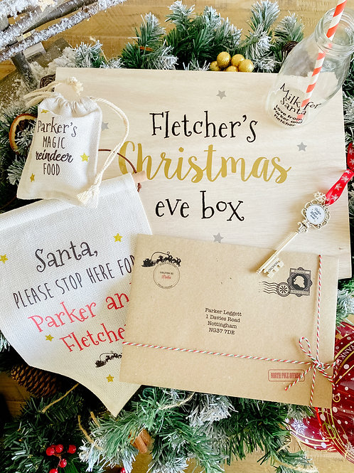 Personalised large Christmas bundle