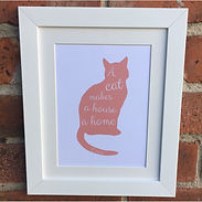 Lilypad Designs personalised prints for animal lovers