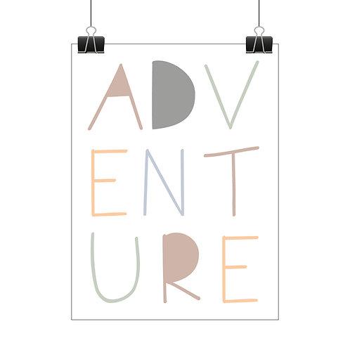 Adventure print