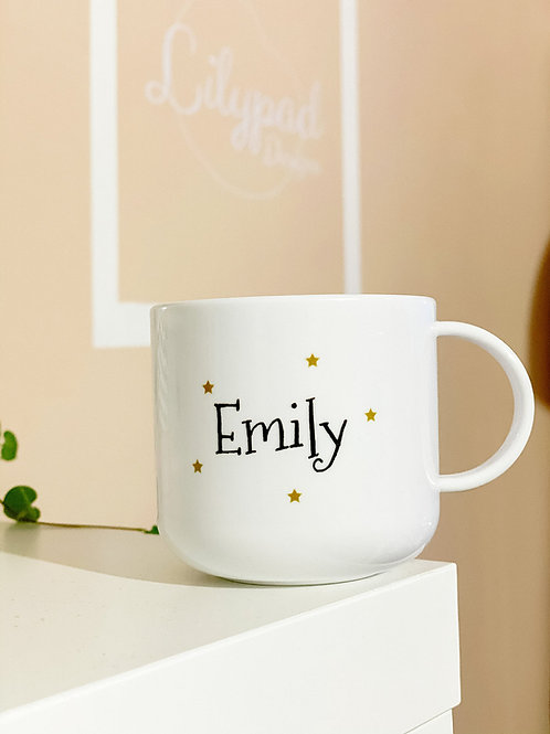 Personalised children's mug - Emily