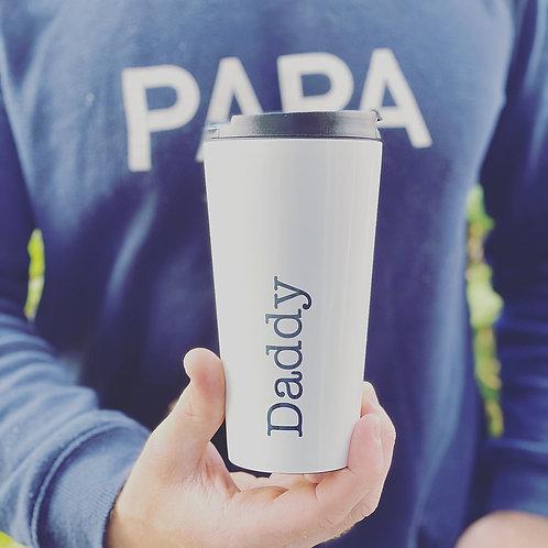 Personalised Dad/Grandad travel mug