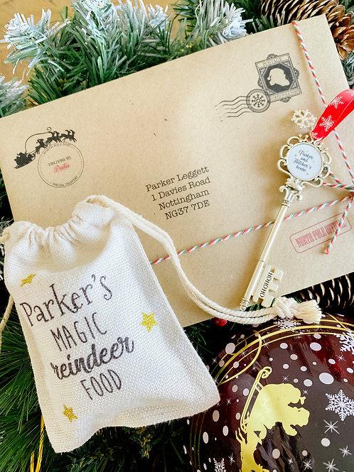 Personalised small Christmas bundle