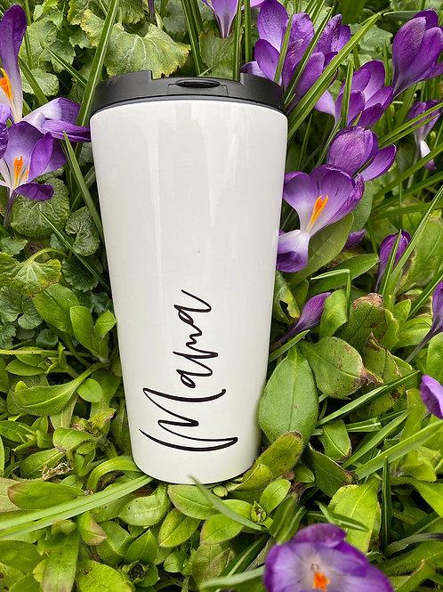 Personalised Mama travel mug