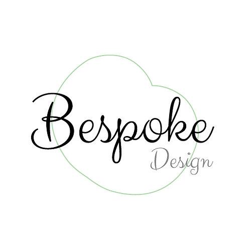 Personalised bespoke design print