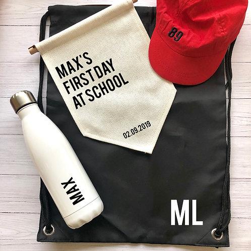 Personalised PE kit bag