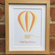 Lilypad Designs personalised prints for kids