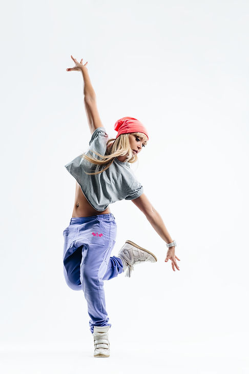 Bailarín de la calle
