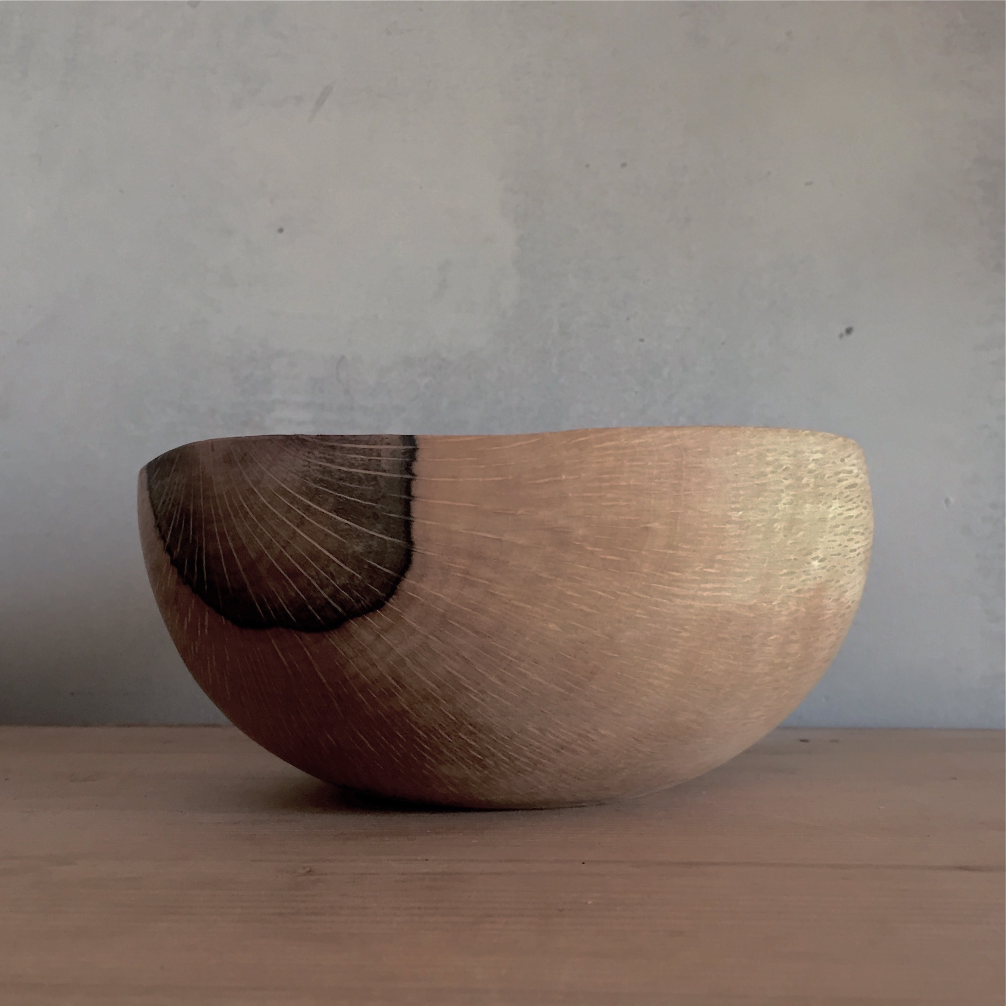 bowl oak