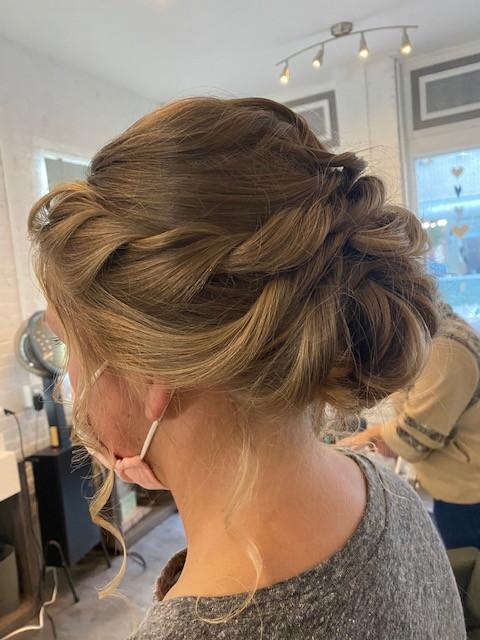 Bridal trial Emily