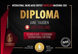 Musicland 2020 Macedonia