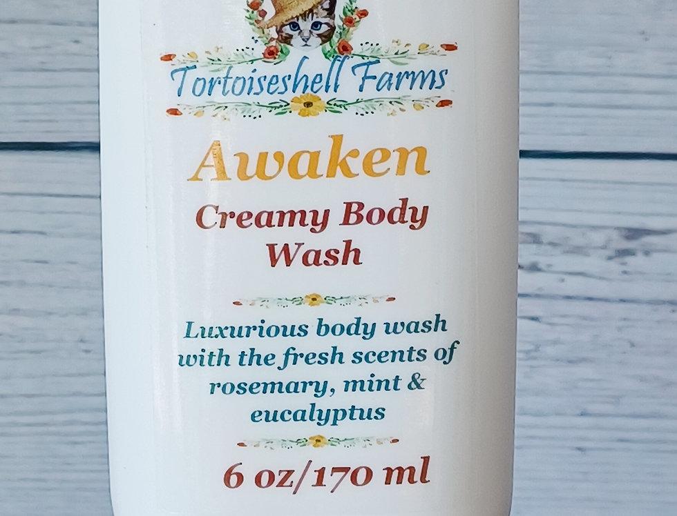 Awaken Creamy Body Wash