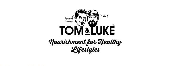Header image of Tom and Luke logo