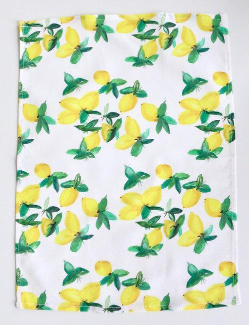 Lemon Drop - Bar Towel (small)