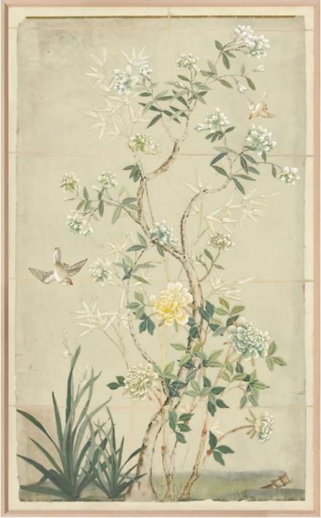 Chinoiserie Scenic 1775 II