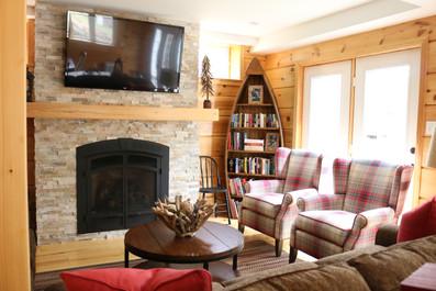 Cottage Basement