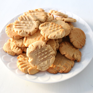 The Only Peanut Butter Cookies Recipe You Need!