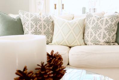 Winter Livingroom Tour