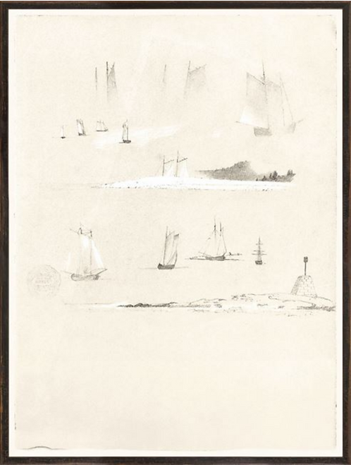 Collection 07 -Study of Schooners