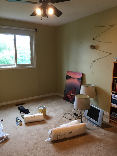 A Fresh New Guest Bedroom