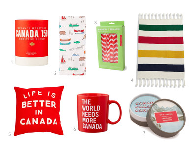 7 Home Accessories to Fill Your Home With on Canada Day