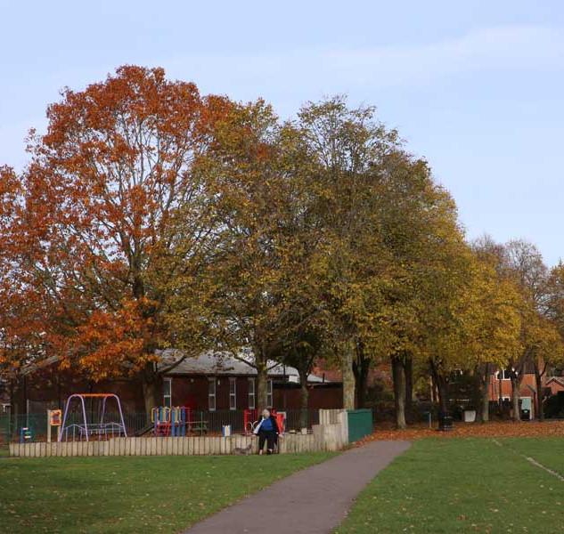 Bentley Heath Park