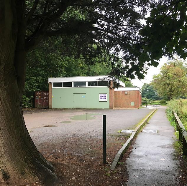 Scout Hut, Dorridge