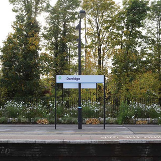 Dorridge Station