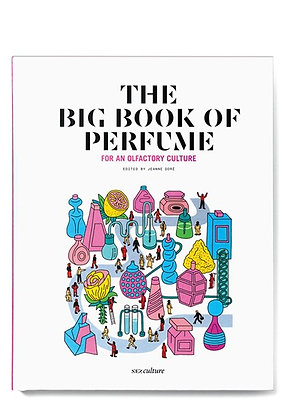 The Big Book Of Perfume