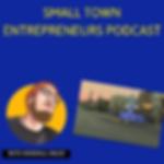 Podcast Logo 300x300 Small Town Entrepre