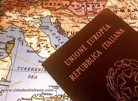 Cidadania Italiana: Como tirar e quais os procedimentos: