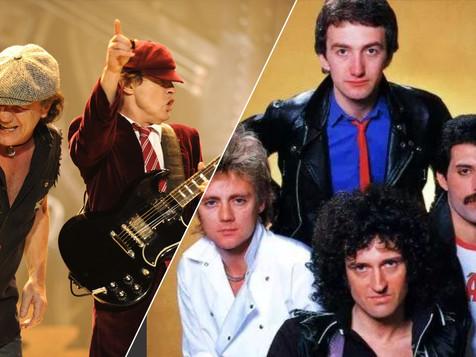 AC/DC + Queen