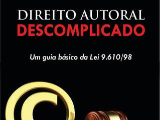 Autora lança guia sobre direito autoral