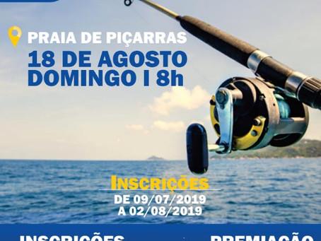 12ª Prova de Pesca dos Metalúrgicos