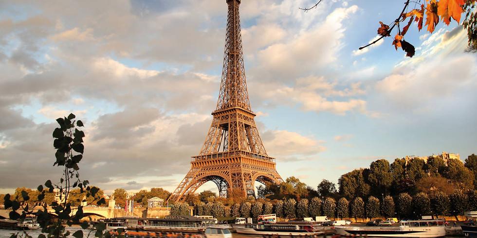 EUROPE TOUR 2021