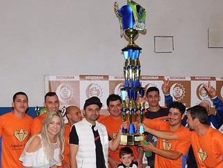 Camboriú Praia Hotel leva título do 20º Campeonato de Futebol